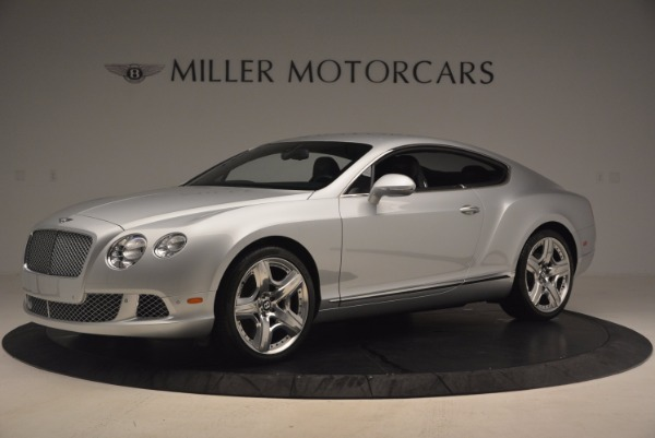 Used 2012 Bentley Continental GT for sale Sold at Alfa Romeo of Greenwich in Greenwich CT 06830 2