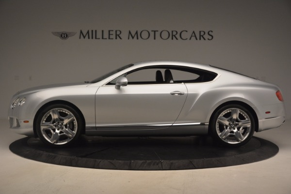 Used 2012 Bentley Continental GT for sale Sold at Alfa Romeo of Greenwich in Greenwich CT 06830 3