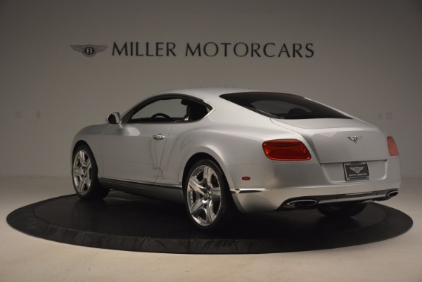 Used 2012 Bentley Continental GT for sale Sold at Alfa Romeo of Greenwich in Greenwich CT 06830 5
