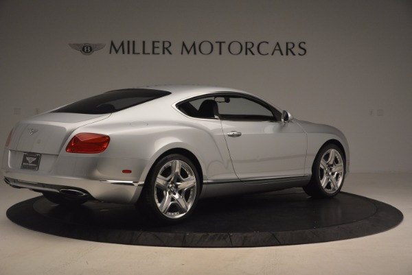 Used 2012 Bentley Continental GT for sale Sold at Alfa Romeo of Greenwich in Greenwich CT 06830 8