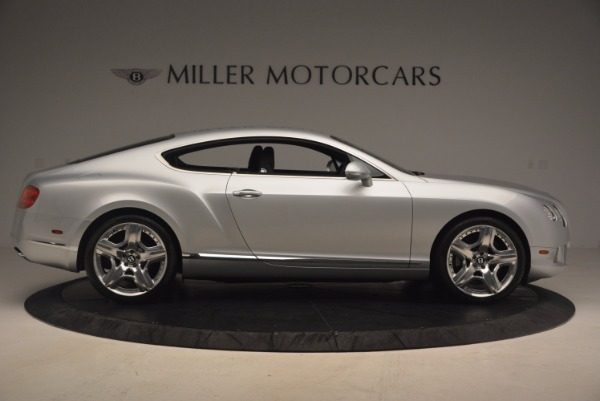 Used 2012 Bentley Continental GT for sale Sold at Alfa Romeo of Greenwich in Greenwich CT 06830 9
