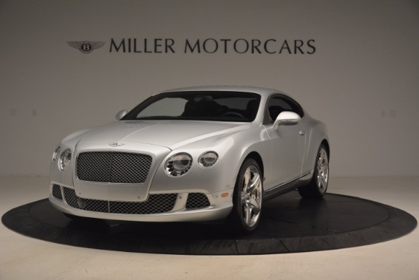 Used 2012 Bentley Continental GT for sale Sold at Alfa Romeo of Greenwich in Greenwich CT 06830 1