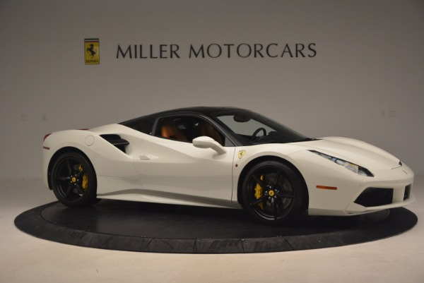 Used 2016 Ferrari 488 GTB for sale Sold at Alfa Romeo of Greenwich in Greenwich CT 06830 10