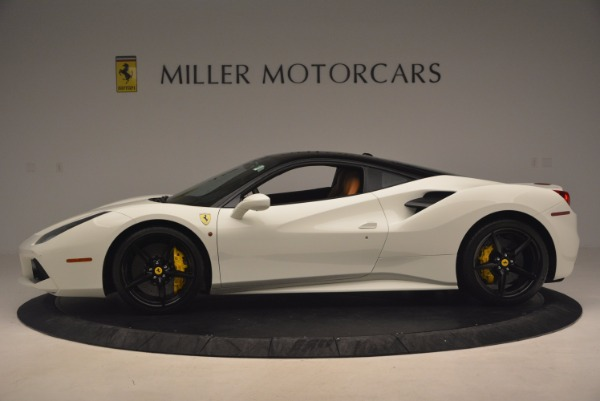 Used 2016 Ferrari 488 GTB for sale Sold at Alfa Romeo of Greenwich in Greenwich CT 06830 3