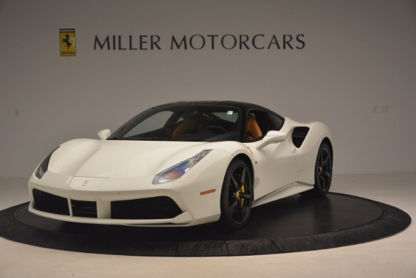 Used 2016 Ferrari 488 GTB for sale Sold at Alfa Romeo of Greenwich in Greenwich CT 06830 1