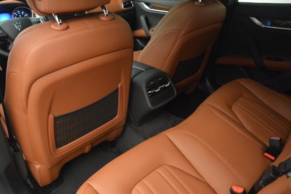 New 2016 Maserati Ghibli S Q4 for sale Sold at Alfa Romeo of Greenwich in Greenwich CT 06830 16