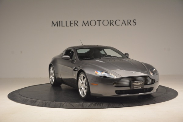 Used 2006 Aston Martin V8 Vantage Coupe for sale Sold at Alfa Romeo of Greenwich in Greenwich CT 06830 11