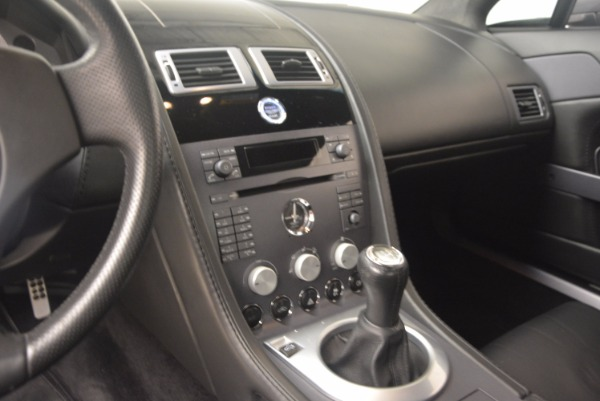 Used 2006 Aston Martin V8 Vantage Coupe for sale Sold at Alfa Romeo of Greenwich in Greenwich CT 06830 16