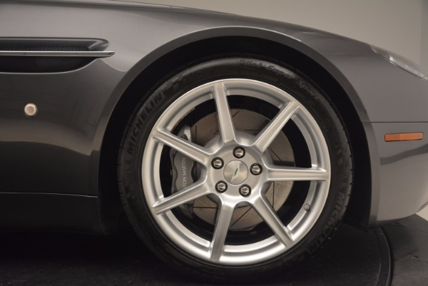 Used 2006 Aston Martin V8 Vantage Coupe for sale Sold at Alfa Romeo of Greenwich in Greenwich CT 06830 18