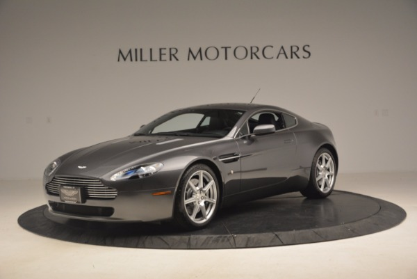 Used 2006 Aston Martin V8 Vantage Coupe for sale Sold at Alfa Romeo of Greenwich in Greenwich CT 06830 2