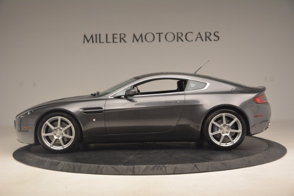 Used 2006 Aston Martin V8 Vantage Coupe for sale Sold at Alfa Romeo of Greenwich in Greenwich CT 06830 3