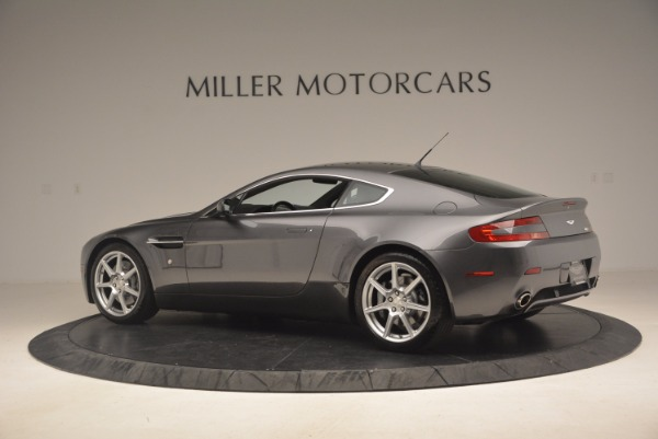 Used 2006 Aston Martin V8 Vantage Coupe for sale Sold at Alfa Romeo of Greenwich in Greenwich CT 06830 4