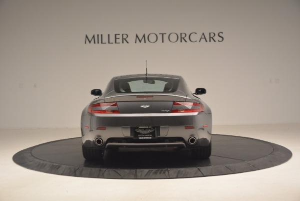 Used 2006 Aston Martin V8 Vantage Coupe for sale Sold at Alfa Romeo of Greenwich in Greenwich CT 06830 6