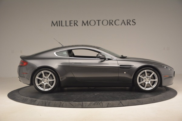 Used 2006 Aston Martin V8 Vantage Coupe for sale Sold at Alfa Romeo of Greenwich in Greenwich CT 06830 9