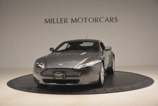 Used 2006 Aston Martin V8 Vantage Coupe for sale Sold at Alfa Romeo of Greenwich in Greenwich CT 06830 1