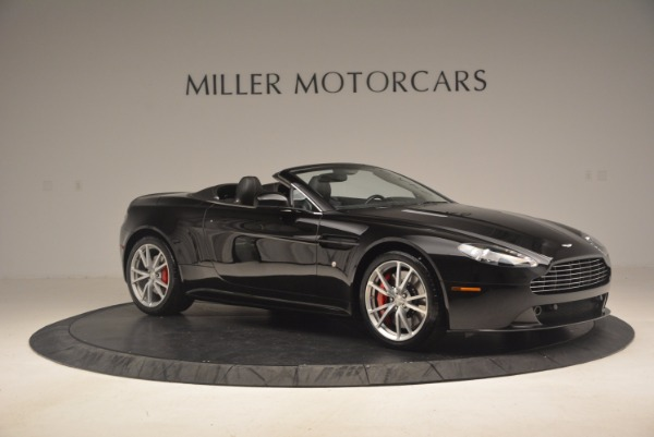 Used 2012 Aston Martin V8 Vantage S Roadster for sale Sold at Alfa Romeo of Greenwich in Greenwich CT 06830 10