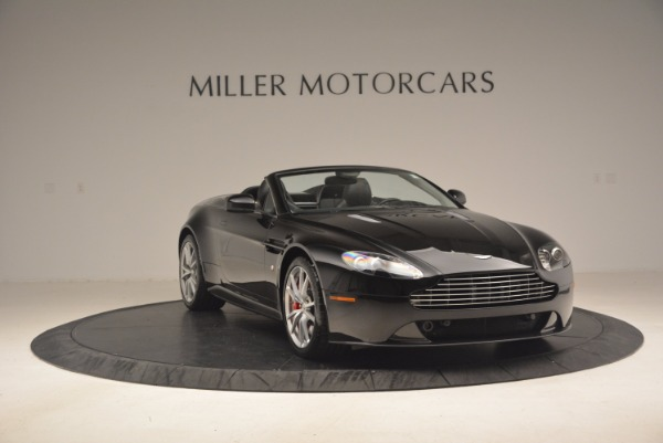 Used 2012 Aston Martin V8 Vantage S Roadster for sale Sold at Alfa Romeo of Greenwich in Greenwich CT 06830 11