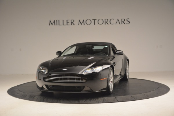 Used 2012 Aston Martin V8 Vantage S Roadster for sale Sold at Alfa Romeo of Greenwich in Greenwich CT 06830 13