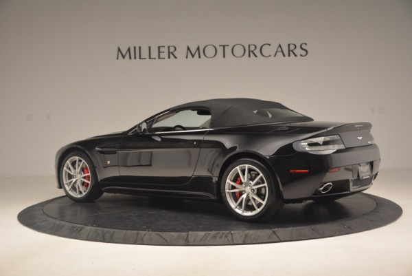 Used 2012 Aston Martin V8 Vantage S Roadster for sale Sold at Alfa Romeo of Greenwich in Greenwich CT 06830 16