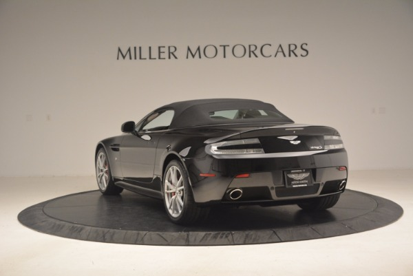 Used 2012 Aston Martin V8 Vantage S Roadster for sale Sold at Alfa Romeo of Greenwich in Greenwich CT 06830 17