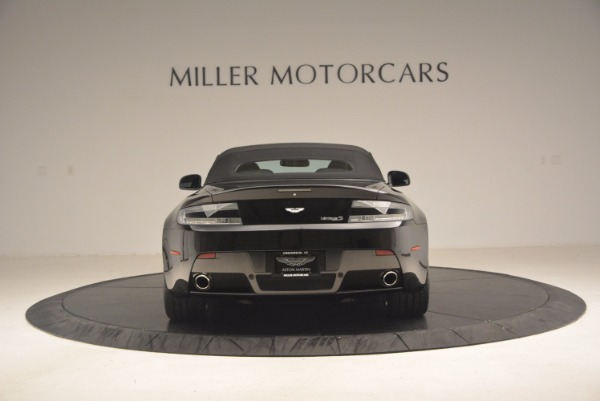 Used 2012 Aston Martin V8 Vantage S Roadster for sale Sold at Alfa Romeo of Greenwich in Greenwich CT 06830 18