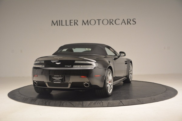 Used 2012 Aston Martin V8 Vantage S Roadster for sale Sold at Alfa Romeo of Greenwich in Greenwich CT 06830 19