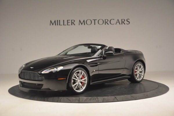 Used 2012 Aston Martin V8 Vantage S Roadster for sale Sold at Alfa Romeo of Greenwich in Greenwich CT 06830 2