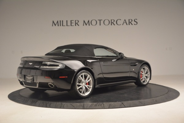 Used 2012 Aston Martin V8 Vantage S Roadster for sale Sold at Alfa Romeo of Greenwich in Greenwich CT 06830 20
