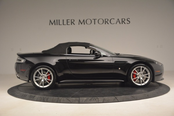 Used 2012 Aston Martin V8 Vantage S Roadster for sale Sold at Alfa Romeo of Greenwich in Greenwich CT 06830 21