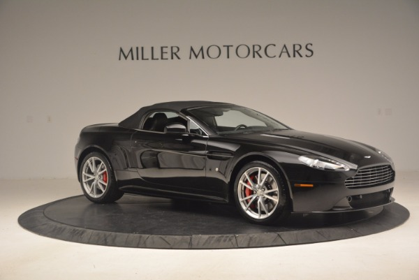 Used 2012 Aston Martin V8 Vantage S Roadster for sale Sold at Alfa Romeo of Greenwich in Greenwich CT 06830 22