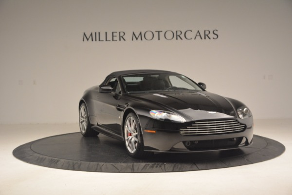 Used 2012 Aston Martin V8 Vantage S Roadster for sale Sold at Alfa Romeo of Greenwich in Greenwich CT 06830 23
