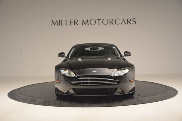 Used 2012 Aston Martin V8 Vantage S Roadster for sale Sold at Alfa Romeo of Greenwich in Greenwich CT 06830 24