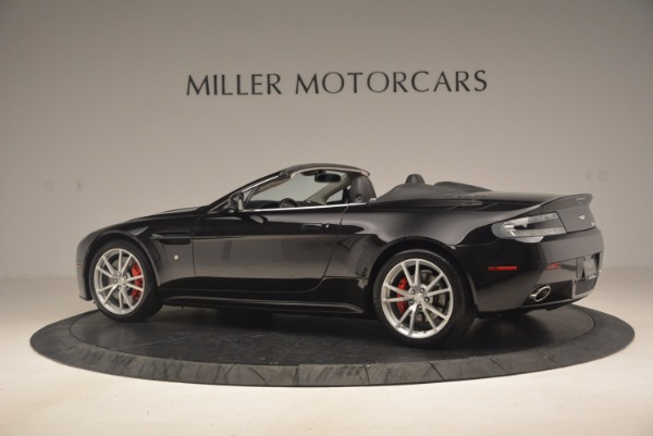 Used 2012 Aston Martin V8 Vantage S Roadster for sale Sold at Alfa Romeo of Greenwich in Greenwich CT 06830 4