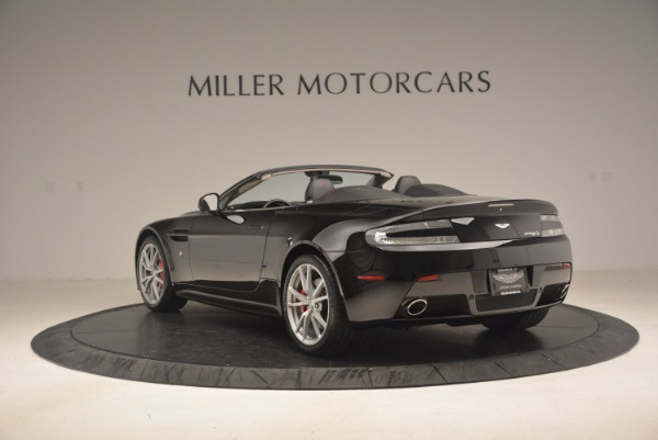 Used 2012 Aston Martin V8 Vantage S Roadster for sale Sold at Alfa Romeo of Greenwich in Greenwich CT 06830 5