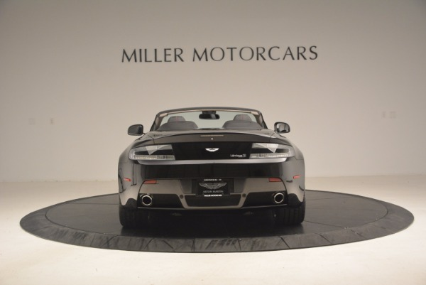 Used 2012 Aston Martin V8 Vantage S Roadster for sale Sold at Alfa Romeo of Greenwich in Greenwich CT 06830 6