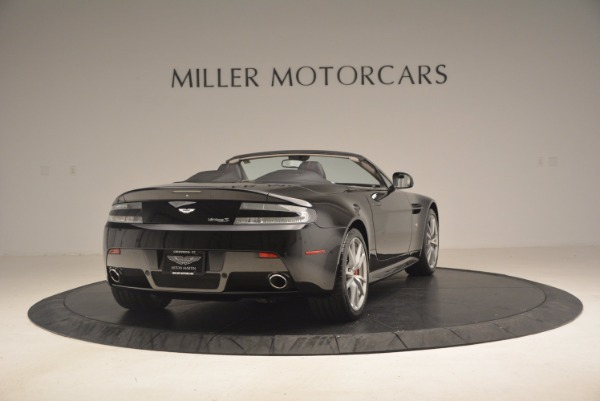 Used 2012 Aston Martin V8 Vantage S Roadster for sale Sold at Alfa Romeo of Greenwich in Greenwich CT 06830 7