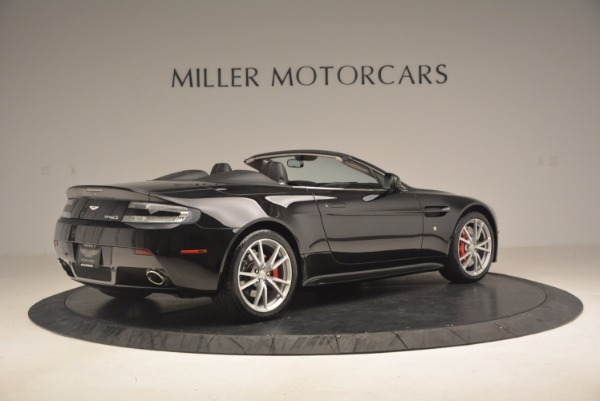 Used 2012 Aston Martin V8 Vantage S Roadster for sale Sold at Alfa Romeo of Greenwich in Greenwich CT 06830 8