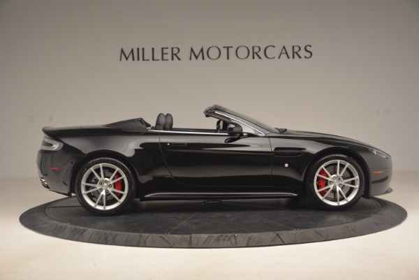 Used 2012 Aston Martin V8 Vantage S Roadster for sale Sold at Alfa Romeo of Greenwich in Greenwich CT 06830 9