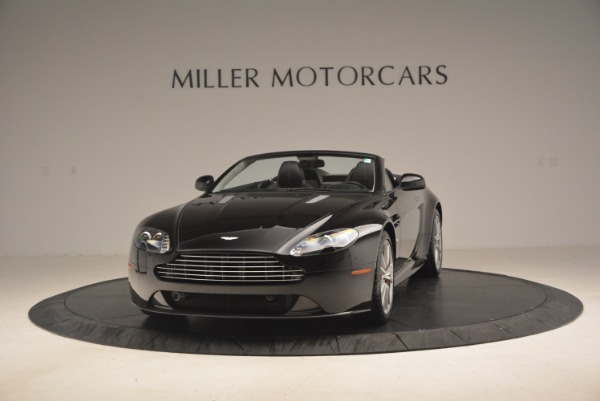 Used 2012 Aston Martin V8 Vantage S Roadster for sale Sold at Alfa Romeo of Greenwich in Greenwich CT 06830 1