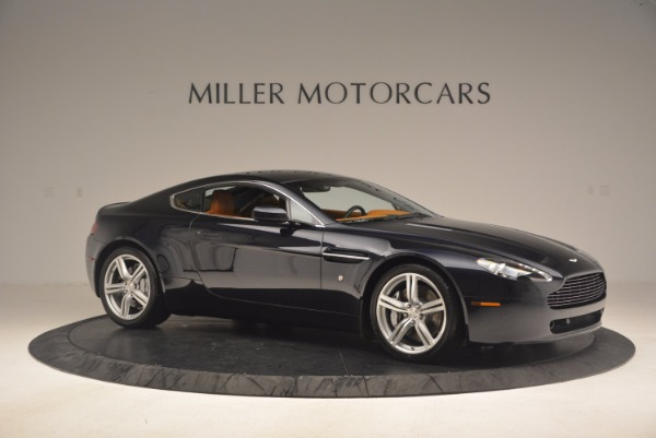 Used 2009 Aston Martin V8 Vantage for sale Sold at Alfa Romeo of Greenwich in Greenwich CT 06830 10