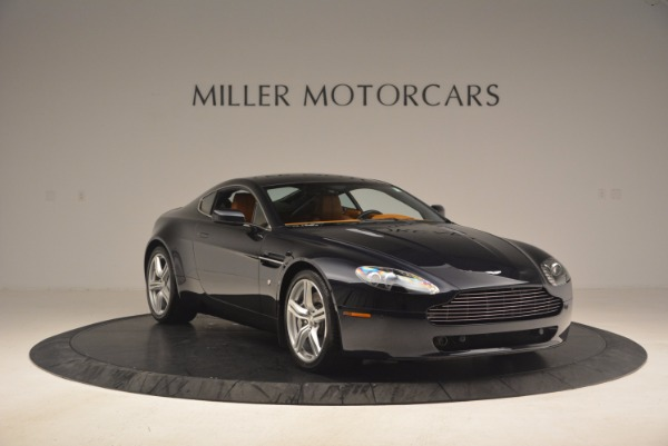 Used 2009 Aston Martin V8 Vantage for sale Sold at Alfa Romeo of Greenwich in Greenwich CT 06830 11