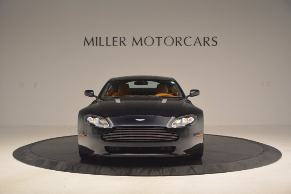 Used 2009 Aston Martin V8 Vantage for sale Sold at Alfa Romeo of Greenwich in Greenwich CT 06830 12