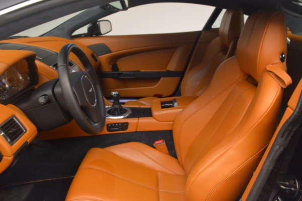 Used 2009 Aston Martin V8 Vantage for sale Sold at Alfa Romeo of Greenwich in Greenwich CT 06830 13