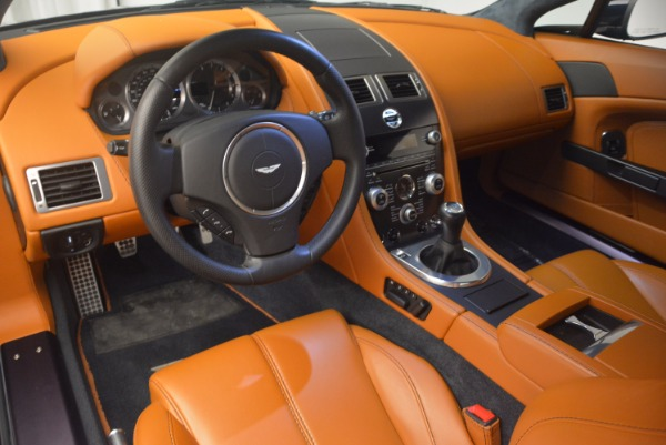Used 2009 Aston Martin V8 Vantage for sale Sold at Alfa Romeo of Greenwich in Greenwich CT 06830 15