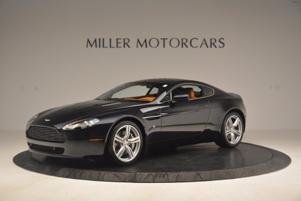 Used 2009 Aston Martin V8 Vantage for sale Sold at Alfa Romeo of Greenwich in Greenwich CT 06830 2