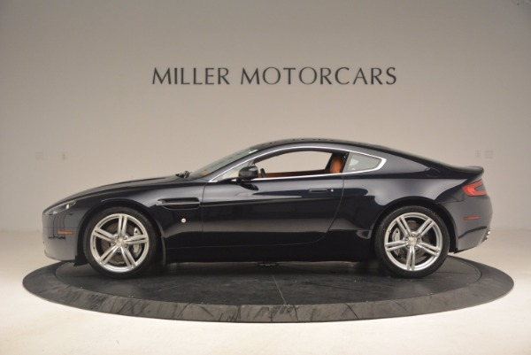 Used 2009 Aston Martin V8 Vantage for sale Sold at Alfa Romeo of Greenwich in Greenwich CT 06830 3