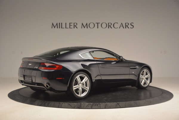 Used 2009 Aston Martin V8 Vantage for sale Sold at Alfa Romeo of Greenwich in Greenwich CT 06830 8
