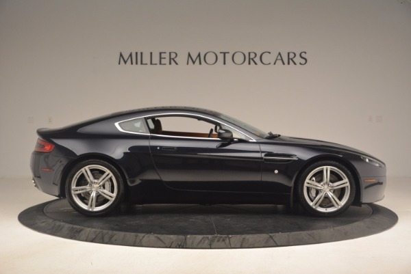 Used 2009 Aston Martin V8 Vantage for sale Sold at Alfa Romeo of Greenwich in Greenwich CT 06830 9