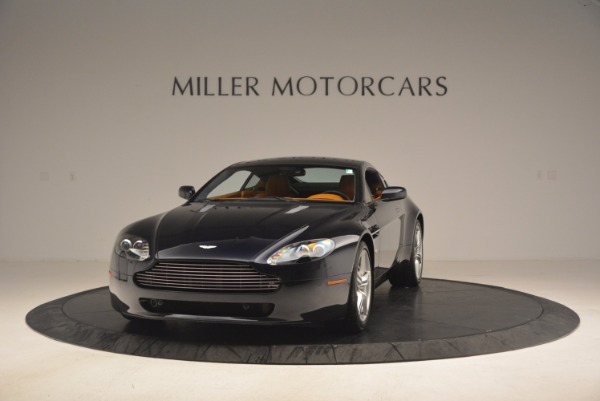 Used 2009 Aston Martin V8 Vantage for sale Sold at Alfa Romeo of Greenwich in Greenwich CT 06830 1