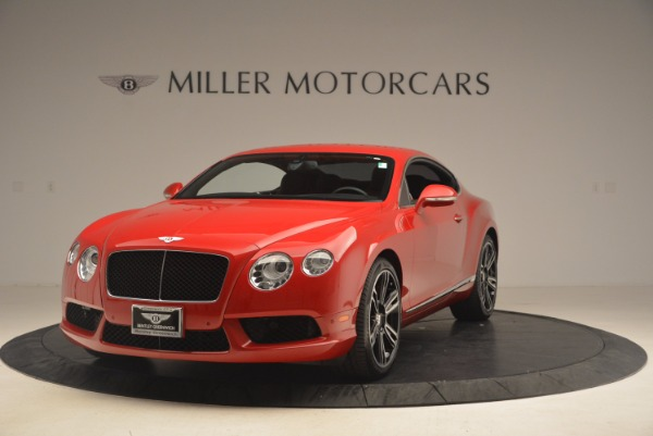 Used 2013 Bentley Continental GT V8 for sale Sold at Alfa Romeo of Greenwich in Greenwich CT 06830 1